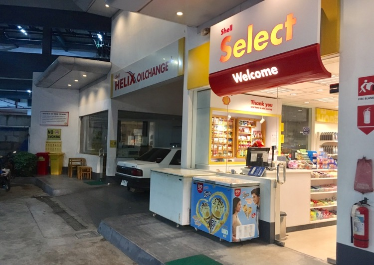 Things you didn't know about Shell Amare Fuel Station in Cebu