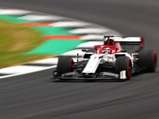 Alfa Romeo en Silverstone