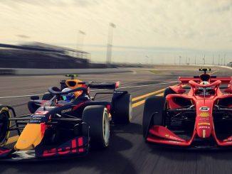 Prototipòs de Red Bull Y Ferrari de 2021