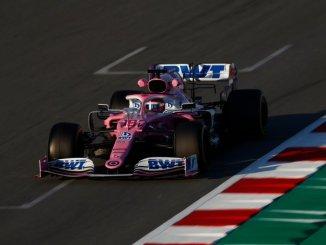 Racing Point Test Horner