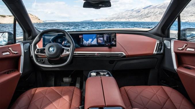 2022 BMW ix xDrive5027