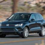 2015 Volkswagen Touareg Tdi First Test