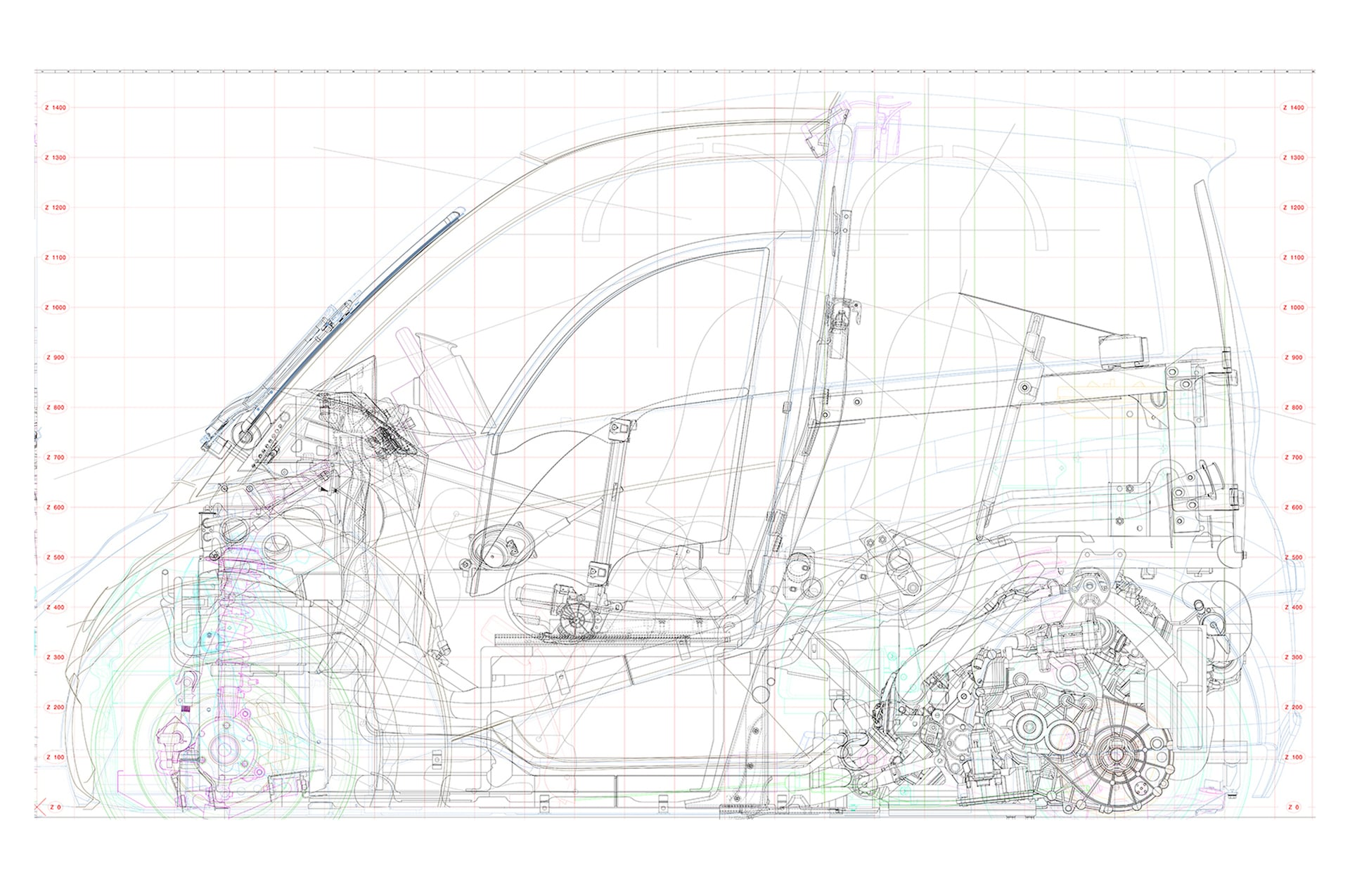 Project M: Shell Teams With Gordon Murray on a City Car
