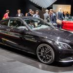 2017 Mercedes Amg C43 Coupe Joins The C Class Family