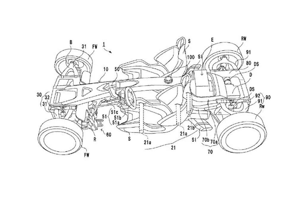 Patent Filing Hints Honda May Bring Project 2&4 Concept to