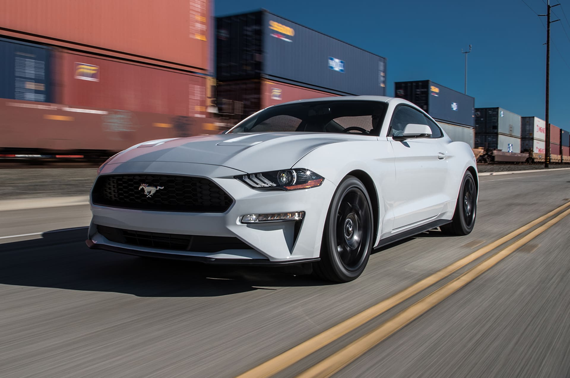 An options premium is the cost for buying a call or put option. 2018 Ford Mustang Ecoboost First Test Chip On Its Shoulder