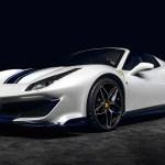 2019 Ferrari 488 Pista Spider First Look 710 Hp Prancing Horse Drops Its Top