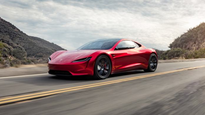 Today In Elon Tweets Updated Tesla Roadster Arrival Date Announced