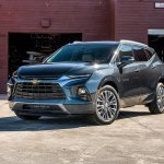 How Cruising In A 2019 Chevrolet Blazer In Detroit Is Different