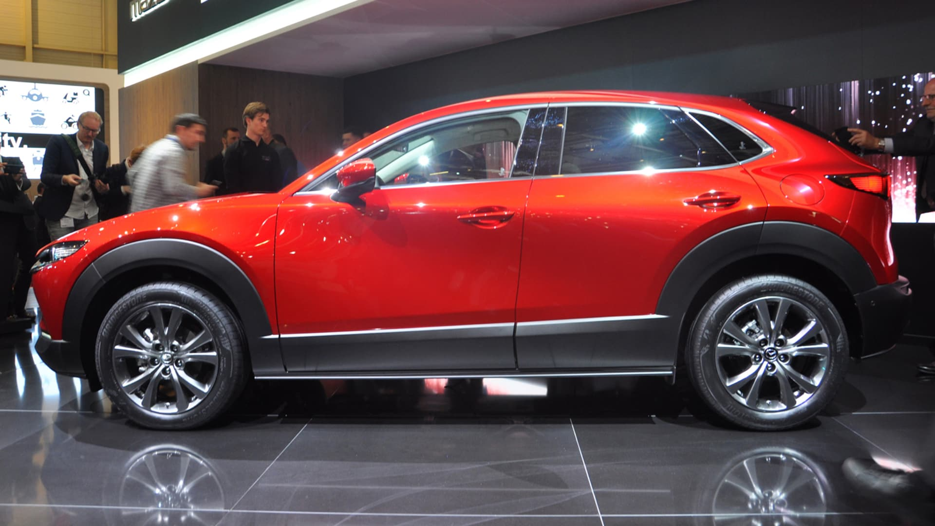 Mazda CX-30 Program Manager Explains New Crossover's Place in Lineup - MotorTrend