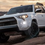 2020 Toyota 4runner Trd Pro Review More Tech Same Powertrain