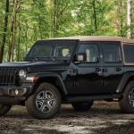 2020 Jeep Wrangler Adds Special Edition Models Diesel Engine Option
