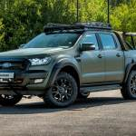 Ford Ranger Military Truck By Ricardo Is Battle Ready