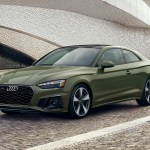 The 2020 Audi A5 And S5 Family Receives Mild Botox Injections