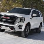 2021 Gmc Yukon Denali Review A Quick Spin In Gmc S New Big Boy