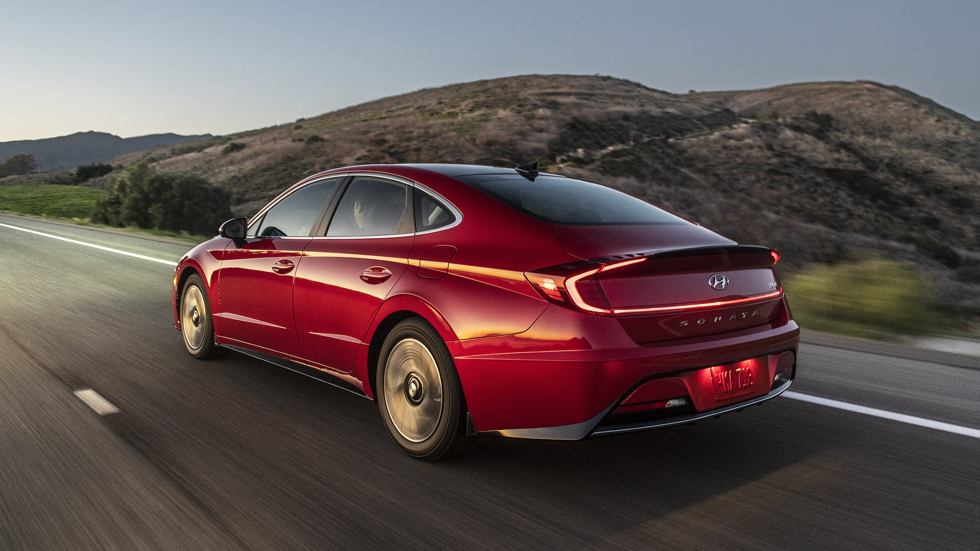 RIJTEST: Hyundai Sonata Hybride 2020