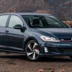 2021 Volkswagen Golf Gti Adds New Styling Cues And Infotainment Tech For Its Final Year