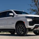 First Test Improved 2021 Chevrolet Tahoe Weighed Down By Dated Engine Heavy Feeling Tires