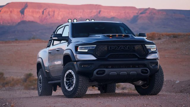 2021 Ram 1500 TRX First Look: The 702-HP Ram Is Here to Hunt Ford ...