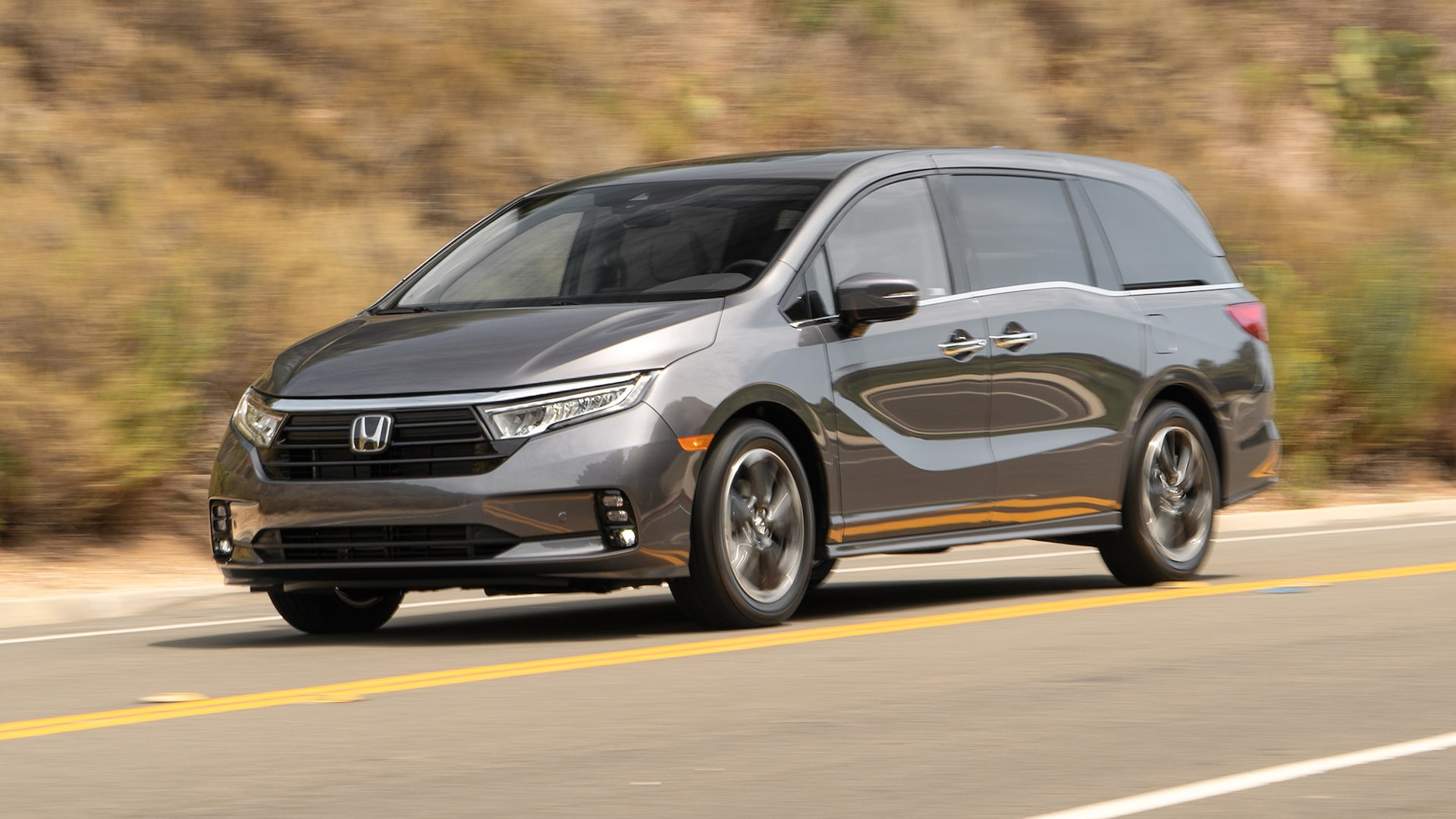 Review, pricing, and specs our car experts choose every product we feature. 2021 Honda Odyssey First Drive Credit Where Credit S Due