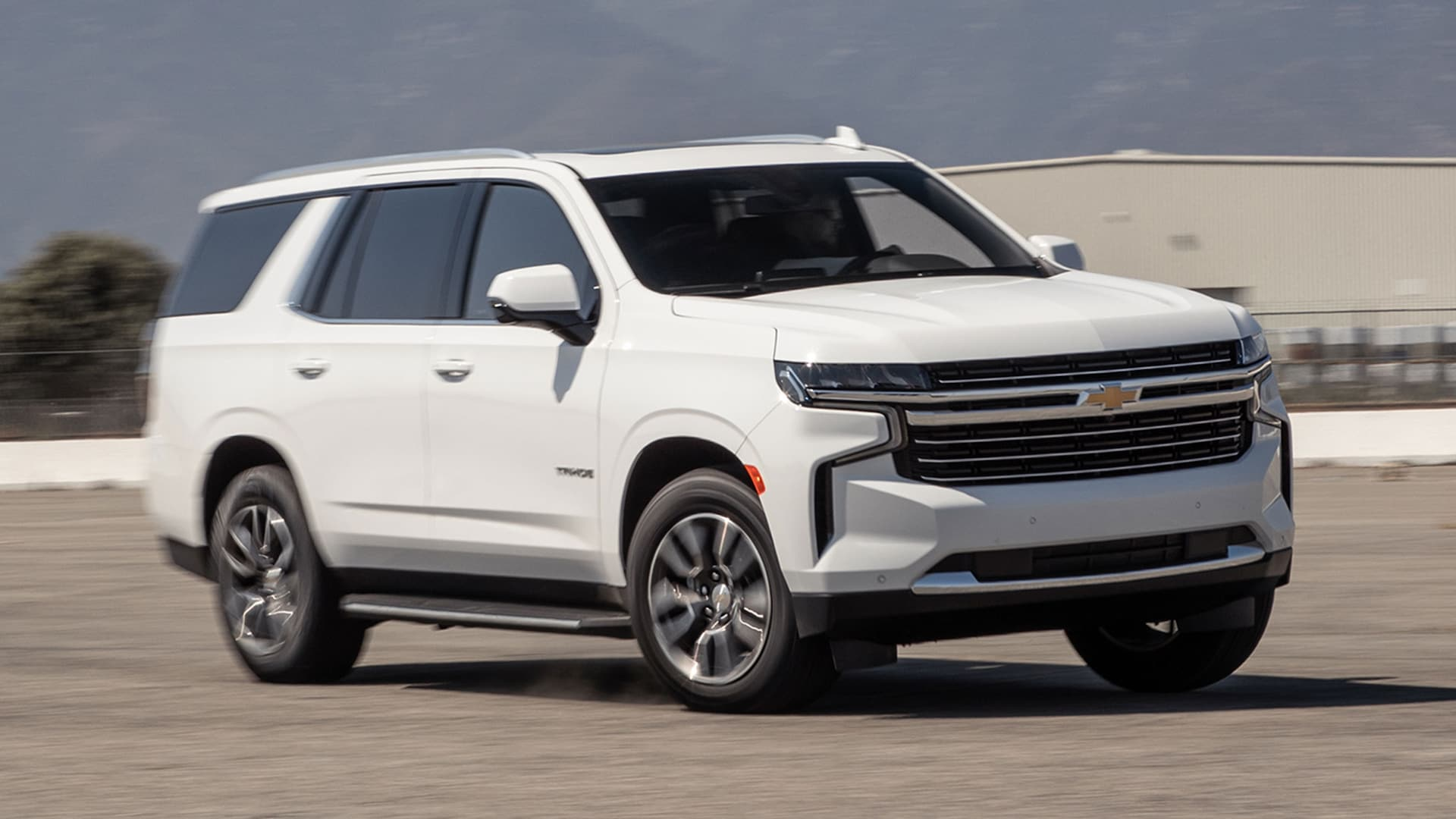 chevy tahoe and suburban get official