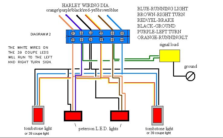 Harley Panhead Wiring Diagram Harley Circuit Diagrams