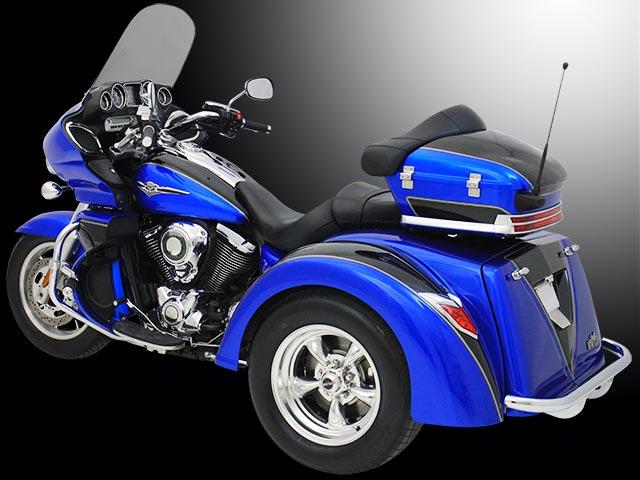 Motor Trike Challenger IRS Conversion for Kawasaki Vulcan 1700