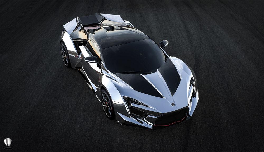 Fast 7 Car Wallpapers W Motors Fenyr Supersport เปิดตัวที่ Monterey