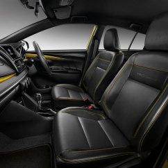 Toyota Yaris Trd Cvt Spek Grand New Avanza 2018 Sportivo รุ่นสีเหลืองพิเศษ Limited Edition