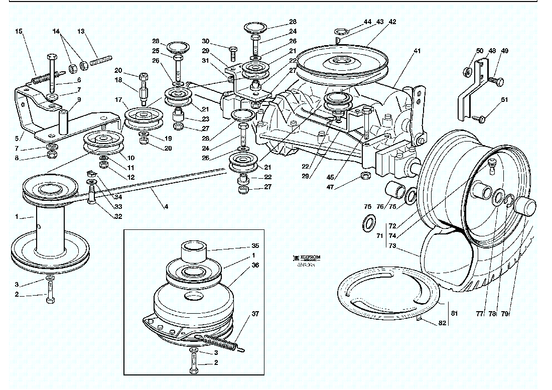 Lawn Mower 5 Engine Diagram Get Free Image About, Lawn