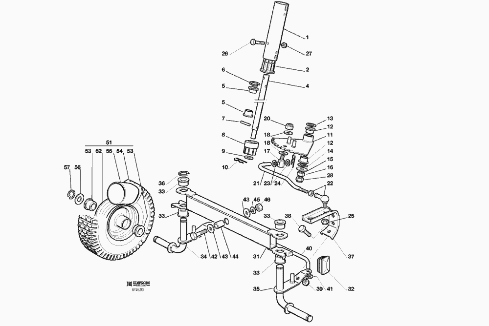 Craftsman 24 Snowblower Parts