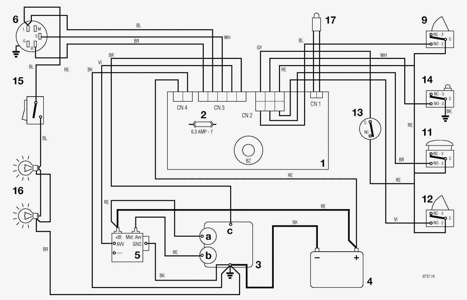 hight resolution of spare parts lists for solo lawn mower wire diagram 10 5 12 5 13 12 5 hp murray riding