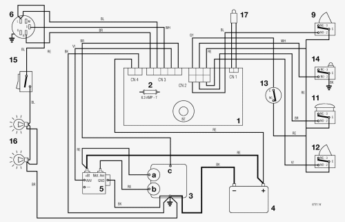 small resolution of spare parts lists for solo lawn mower wire diagram 10 5 12 5 13