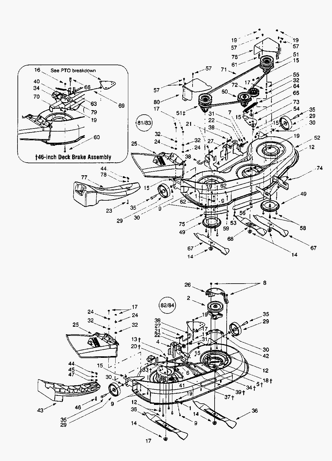 Mtd Tracteur Tondeuse Montage Courroie