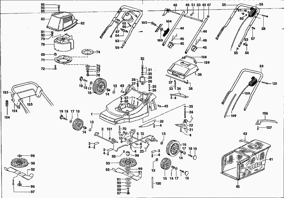 Honda Harmony 216 Hrb Parts Diagram. Honda. Auto Wiring
