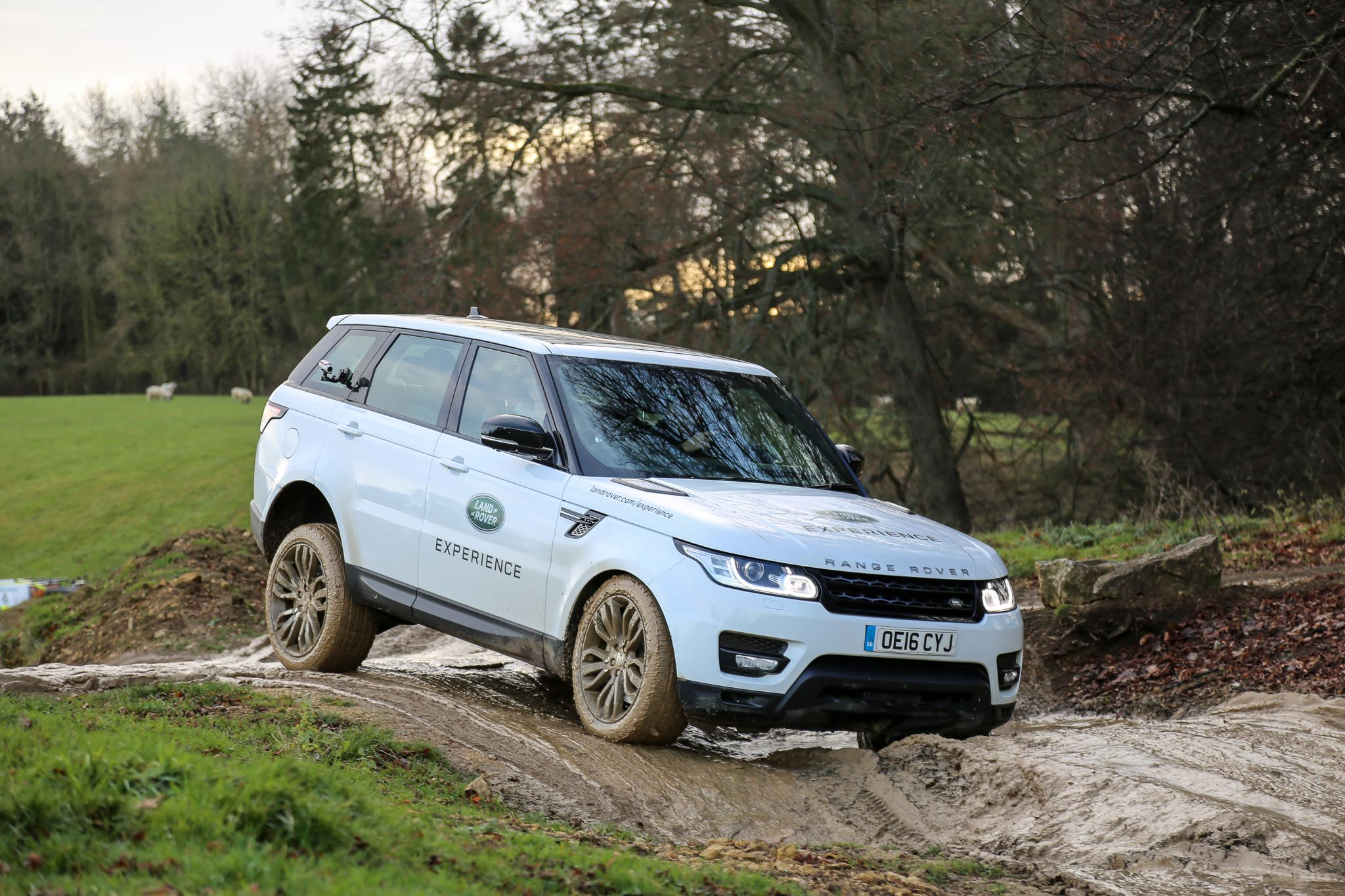 Land Rover Experience East of England In A Range Rover Sport
