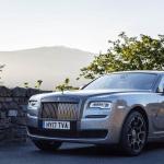 Rolls Royce Ghost Black Badge Provides Perfect Luxury