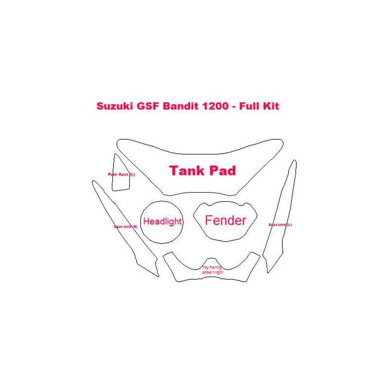 Kits de Protección para la moto Suzuki GSF 1200 Bandit