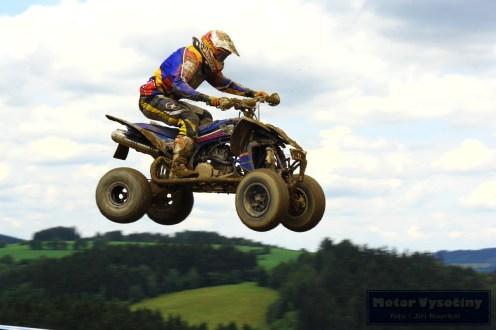 10 - MMČR Sidecarcrossu a quadu - Dalečín 2.6.2018