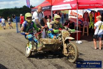 26 - MMČR Sidecarcrossu a quadu - Dalečín 2.6.2018