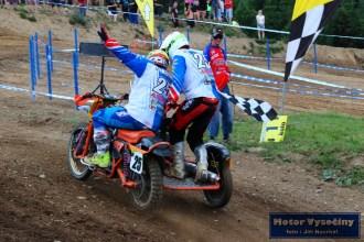 37 - MMČR Sidecarcrossu a quadu - Dalečín 2.6.2018