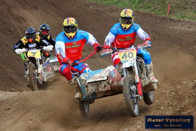 42 - MMČR Sidecarcrossu a quadu - Dalečín 2.6.2018