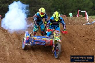48 - MMČR Sidecarcrossu a quadu - Dalečín 2.6.2018