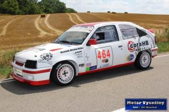 04 - Vrátil Pavel - HB Cora Historic Racing Club Jihlava - Opel Kadet GSi