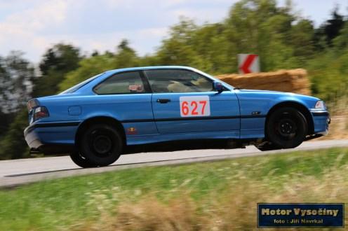 10 - Marek Lukáš - Historic Racing Club Jihlava - BMW 328i