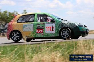 14 - Oravec David - Skalda Racing - Škoda Fabia
