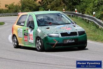 26 - Strosz Milan - Skalda Racing - Škoda Fabia