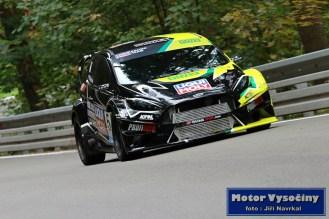 07 - Marek Rybníček - Ford Fiesta WRC EVO