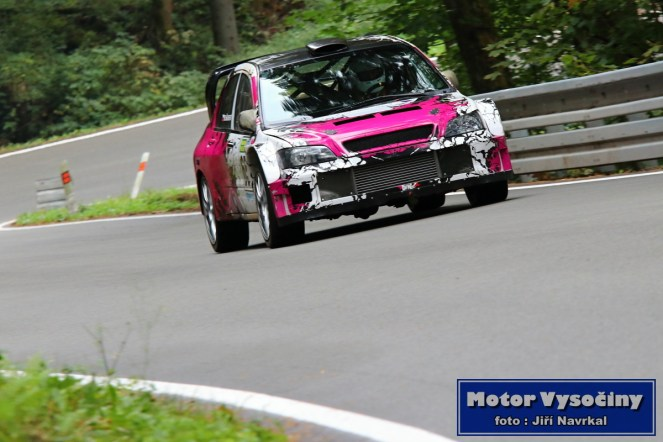 28 - Drahoslav Šubert - Mitsubishi WRC05