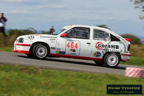 32 - Pavel Vrátil - Opel Kadet GSi - Diváky 2018